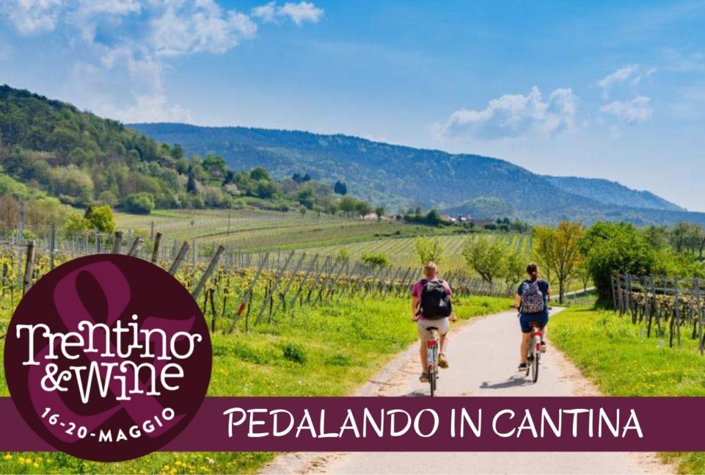 Pedalando in Cantina - Trentino Wine Fest 2019